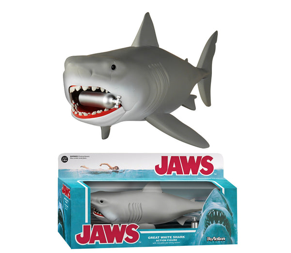 ReAction: Jaws - Great White