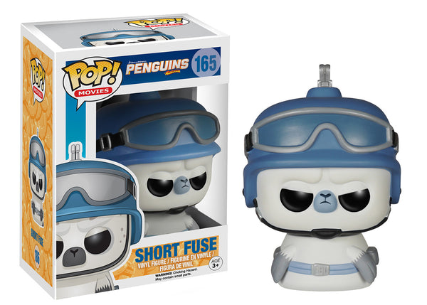 Pop! Movies: Penguins of Madagascar - Short Fuse