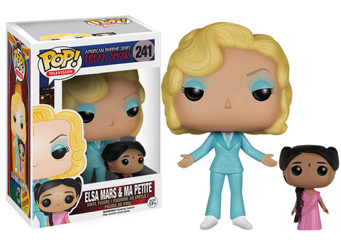 Pop! TV: American Horror Story - Elsa Mars and Ma Petite
