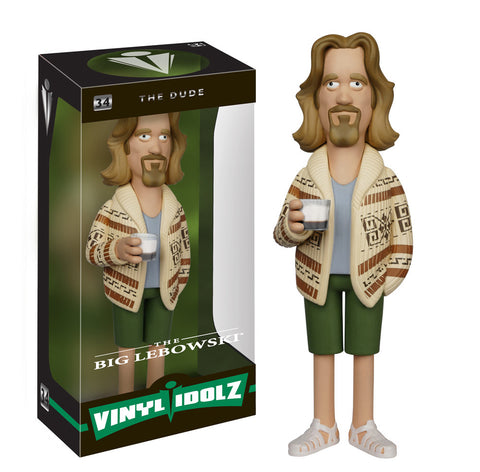 Vinyl Idolz: The Big Lebowski - The Dude