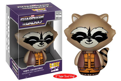 "Dorbz: Guardians of the Galaxy - 6"" Rocket Raccoon"