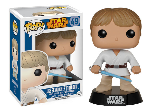 Pop! Star Wars: Luke Skywalker (Tattooine)