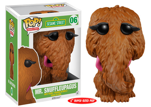 Pop! TV: Sesame Street: Mr. Snuffleupagus 6""