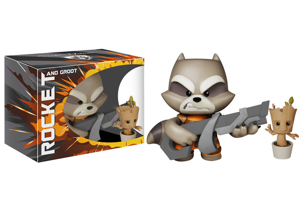 Super Deluxe Vinyl: Guardians of the Galaxy - Rocket Raccoon