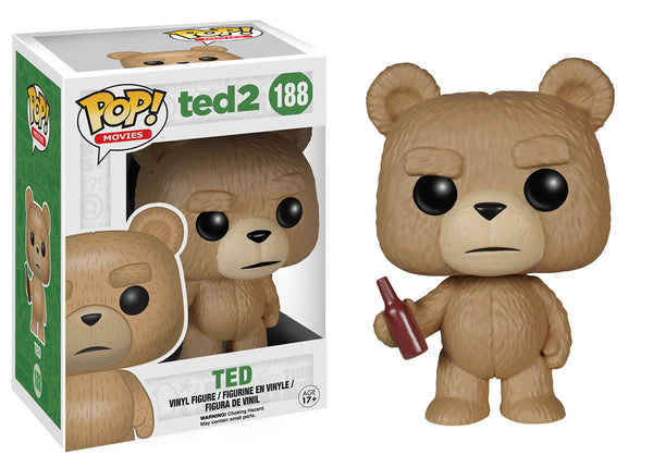 Pop! Movies: Ted 2 - Ted (with bottle)