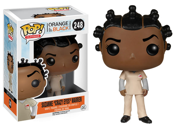 "Pop! TV: Orange is the New Black-  Suzanne ""Crazy Eyes"" Warren"