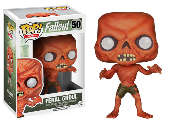 Pop! Games: Fallout - Feral Ghoul