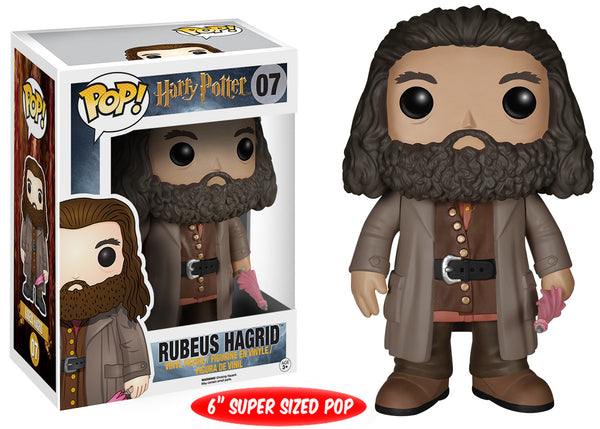 Pop! Movies: Harry Potter - Rubeus Hagrid