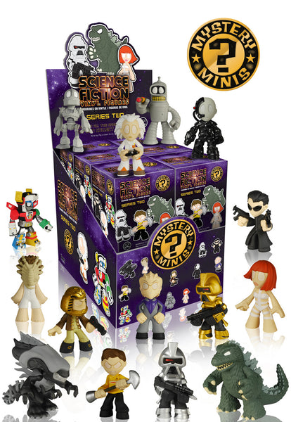 Mystery Minis Blind Box: Science Fiction Series 2