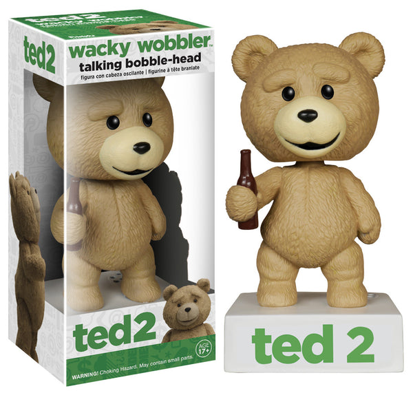 Wacky Wobbler: Ted 2 - Talking Ted