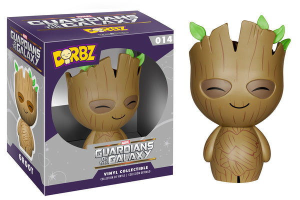 Dorbz: Guardians of the Galaxy - Groot