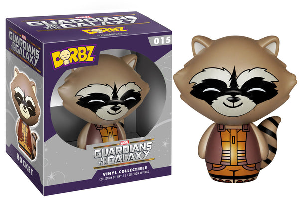 Dorbz: Guardians of the Galaxy - Rocket Raccoon