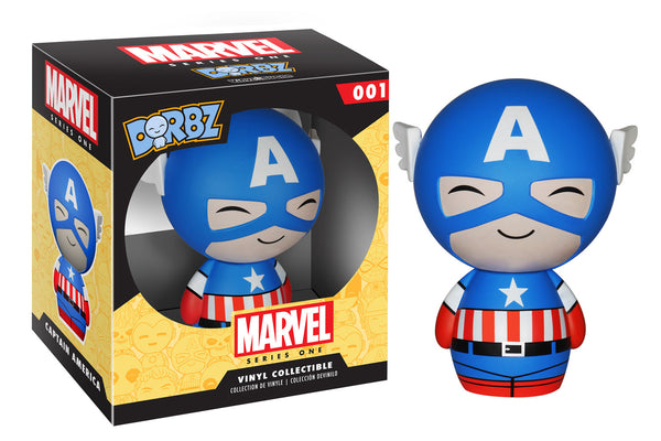 Dorbz: Marvel - Captain America