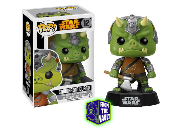 Pop! Star Wars: Gamorrean Guard
