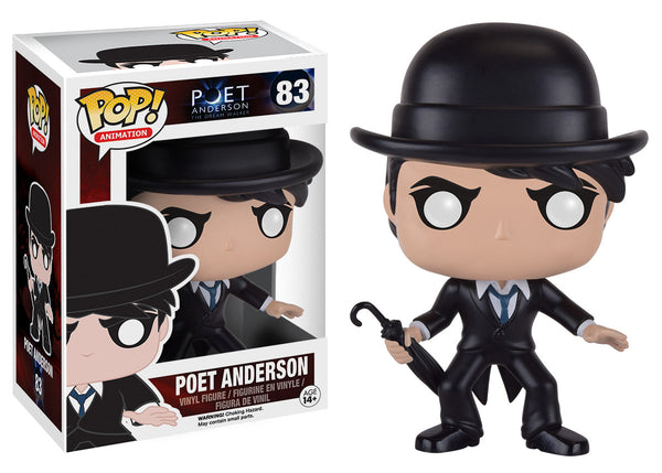 Pop! Movies: Poet - Poet Anderson