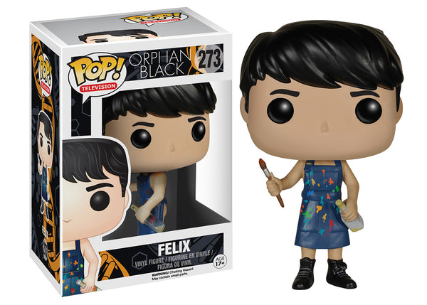 Pop! TV: Orphan Black - Felix