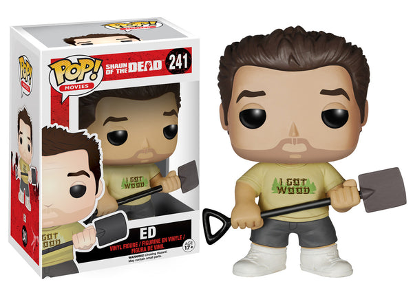 POP! Movies: Shaun of the Dead - Ed