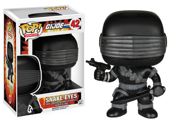 POP! TV: G.I. Joe - Snake Eyes