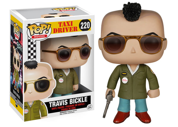 Pop! Movies: Taxi Driver - Travis Bickle