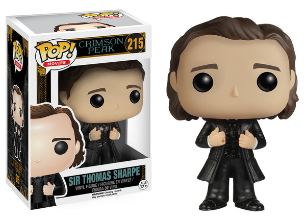 Pop! Movies: Crimson Peak - Sir Thomas Sharpe