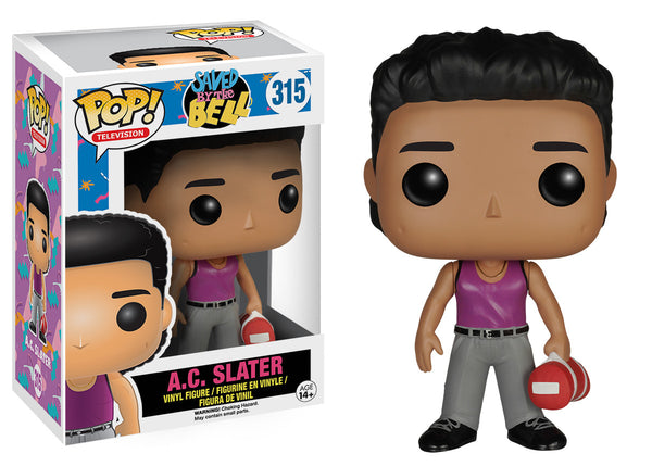 POP! TV: Saved by the Bell - A.C. Slater
