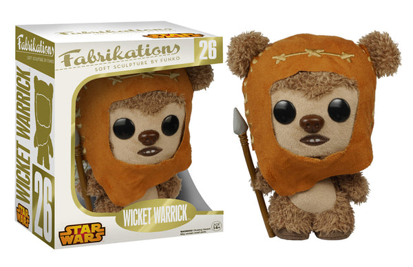 Fabrikations: Star Wars - Wicket