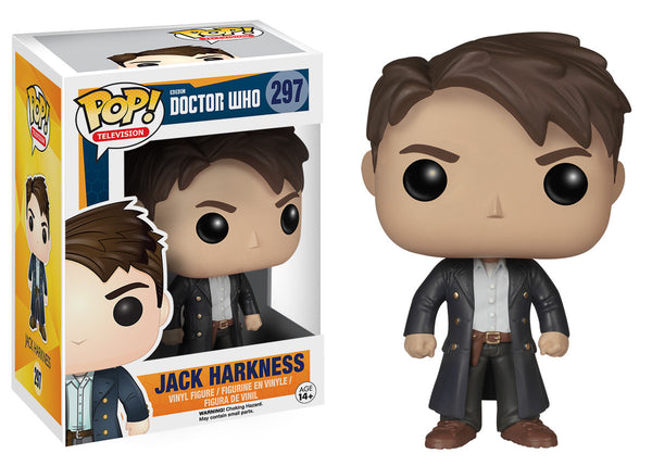 Pop! TV: Doctor Who - Jack Harkness