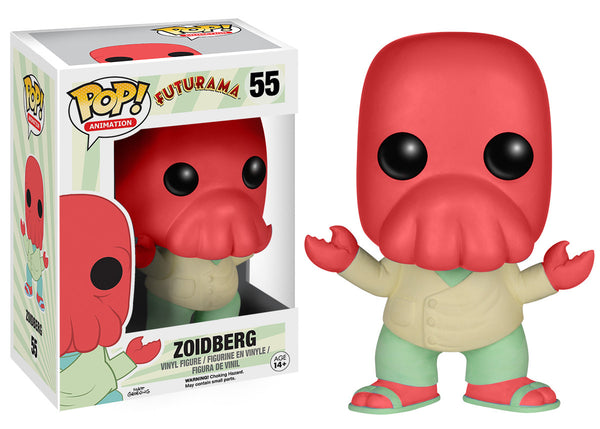 Pop! TV: Futurama - Zoidberg