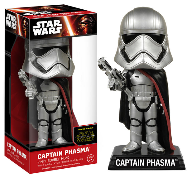 Wacky Wobbler: Star Wars - Captain Phasma