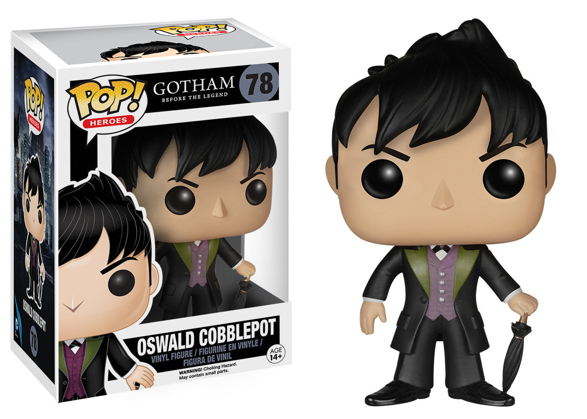 Pop tv gotham oswald cobblepot pop catalog funko tv gotham oswald cobblepot ccuart Images