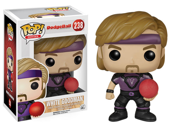POP! Movies: Dodgeball - White Goodman