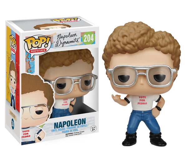 POP! Movies: Napoleon Dynamite - Napoleon