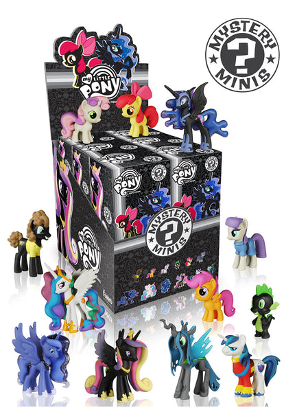Mystery Minis Blind Box: My Little Pony Series 3