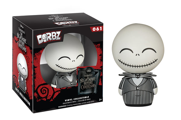 Dorbz: Nightmare Before Christmas - Jack Skellington
