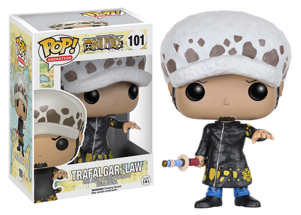 Pop! Animation: One Piece - Trafalgar Law