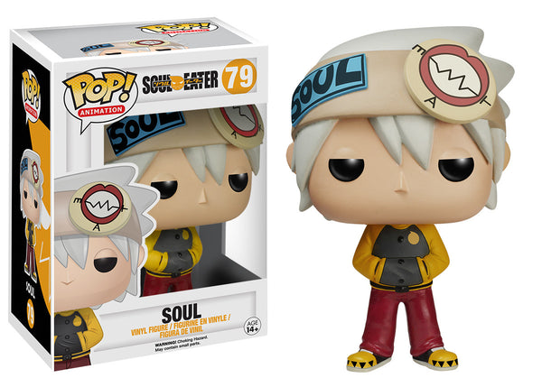 Pop! Animation: Soul Eater - Soul