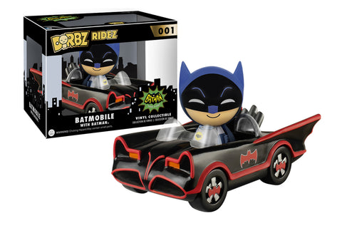 Dorbz Ridez: 1966 Batmobile