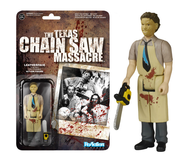 ReAction: Horror - Leatherface