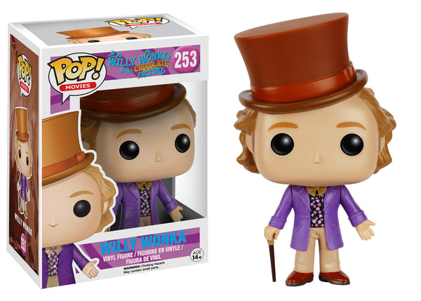 POP! Movies: Willy Wonka & the Chocolate Factory - Willy Wonka
