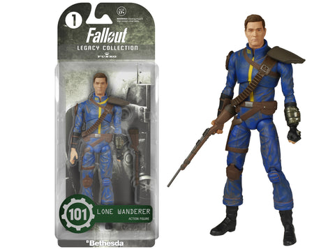 The Legacy Collection: Fallout - Lone Wanderer