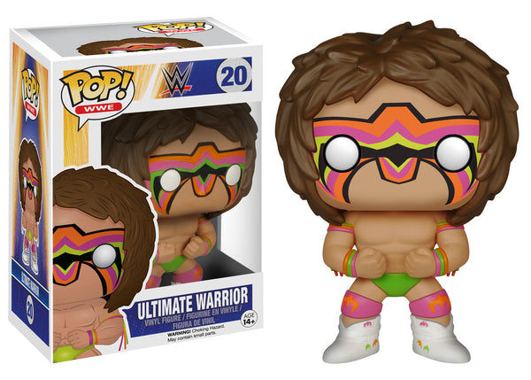 Pop! WWE: Ultimate Warrior