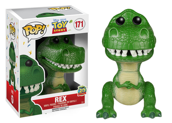 POP! Disney: Toy Story - Rex