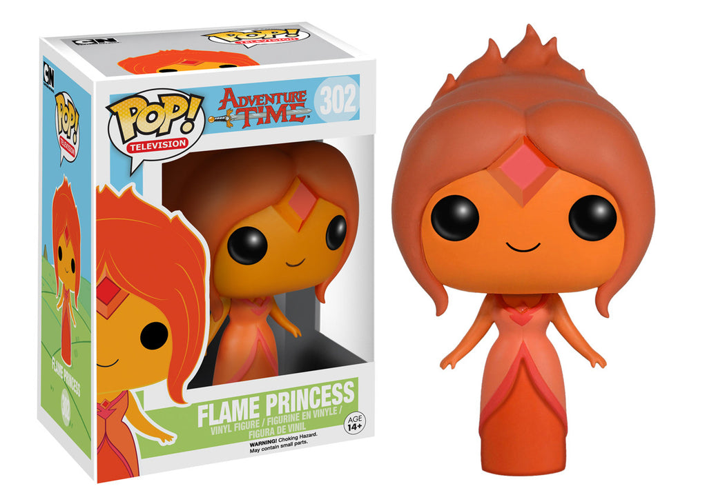 Adventure Time Flame Princess Anime