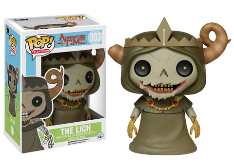 Pop! TV: Adventure Time - The Lich