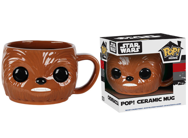 Pop! Home: Chewbacca Pop! Ceramic Mug