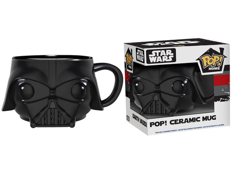 Pop! Home: Darth Vader Pop! Ceramic Mug