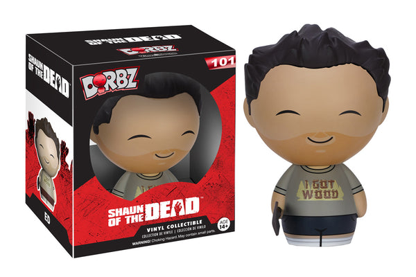 Dorbz: Shaun of the Dead - Ed