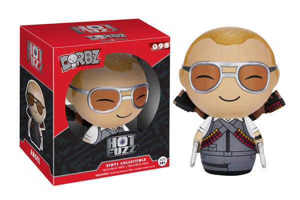 Dorbz: Hot Fuzz - Angel