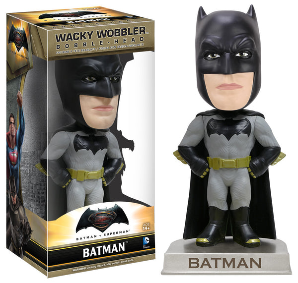 Wacky Wobbler: Batman VS Superman - Batman