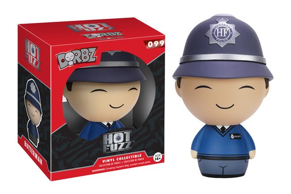 Dorbz: Hot Fuzz - Butterman